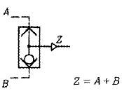 オア回路の参考図