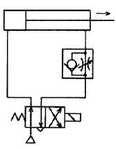メータアウト回路の参考図
